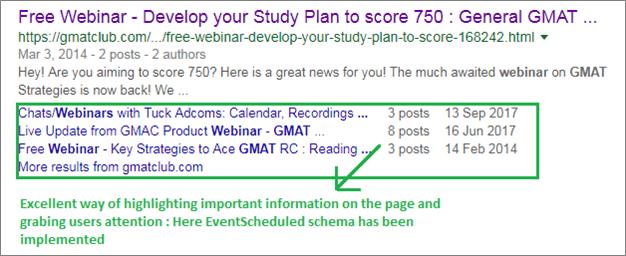 News, events, webinars, email markups schema - envigo
